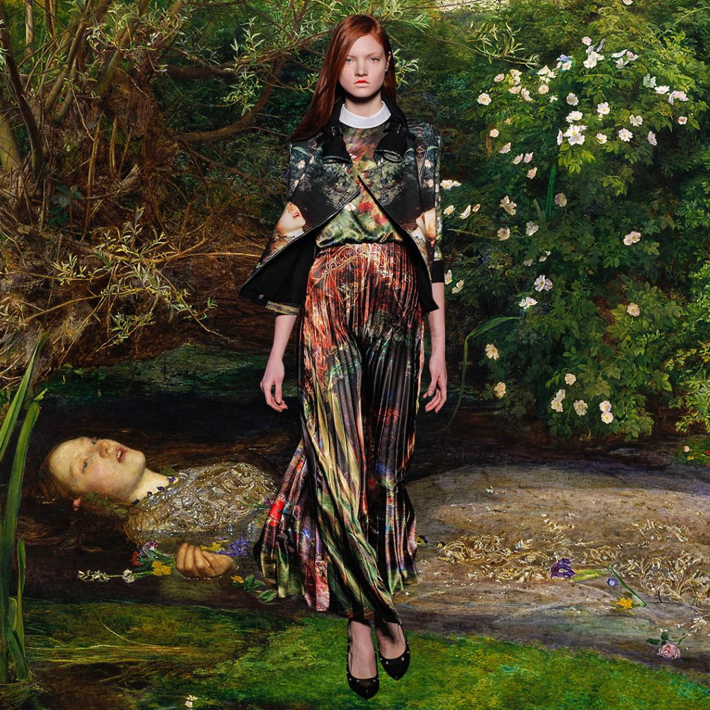castelbajac-millais-as-a-muse