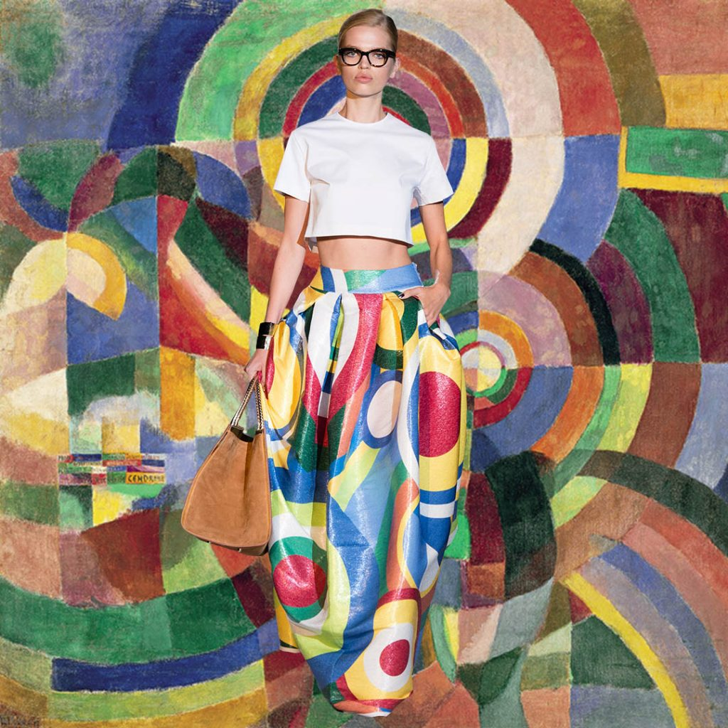 dsquared-sonia-delaunay-as-a-muse