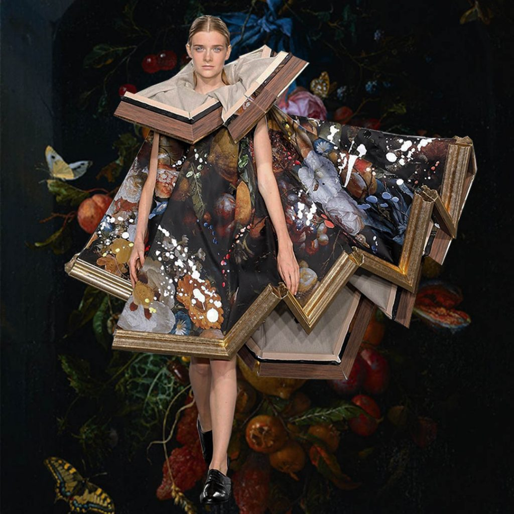 viktor-rolf-jan-davidsz-de-heem-as-a-muse