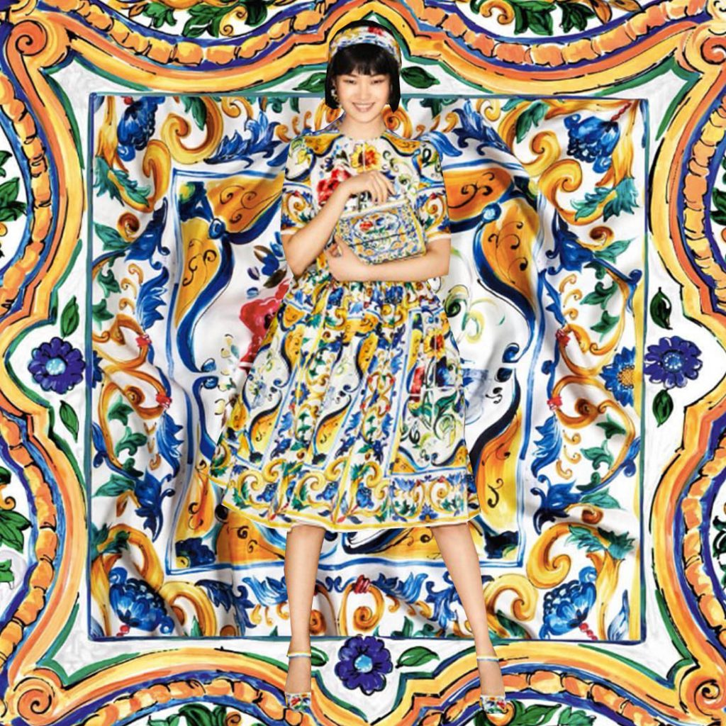 dolce-gabbana-majolica- as-a-muse
