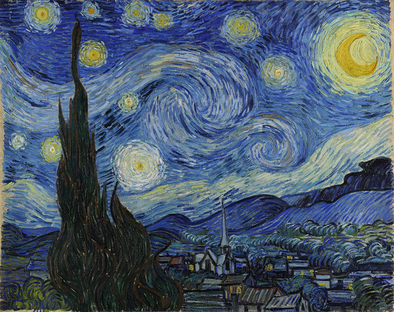 vincent-van-gogh-la-nuit-etoilee-1889-as-a-muse